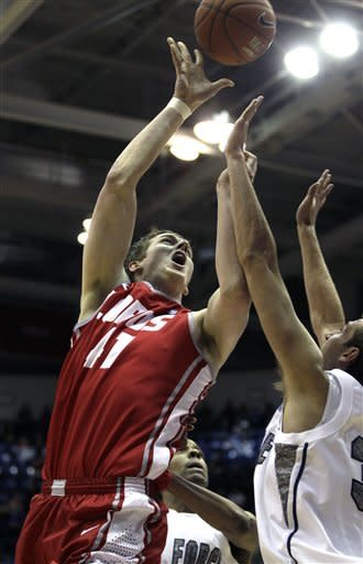 Fletcher lifts Air Force over No. 12 New Mexico