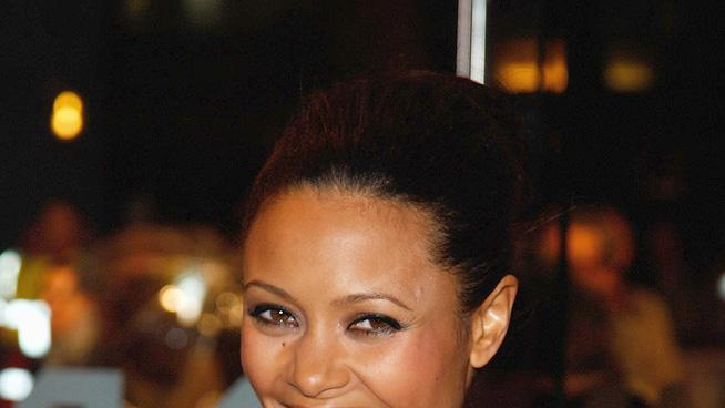 London Film Festival W Premiere 2008 Thandie Newton