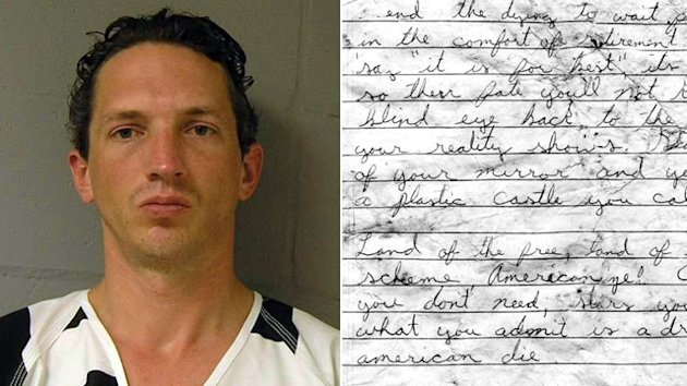 Serial Killer's Creepy Suicide Note (ABC News)