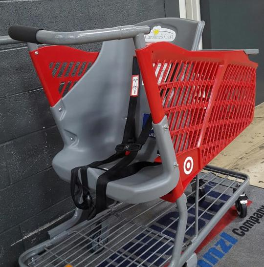 Target Is Rolling Out a Shopping Cart for Special-Needs Children