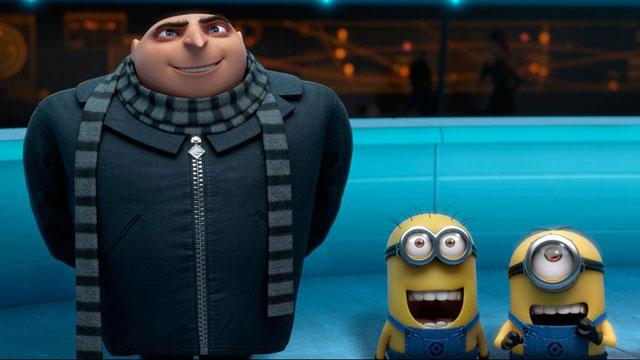 'Despicable Me' Holds Top Spot over Opening Films