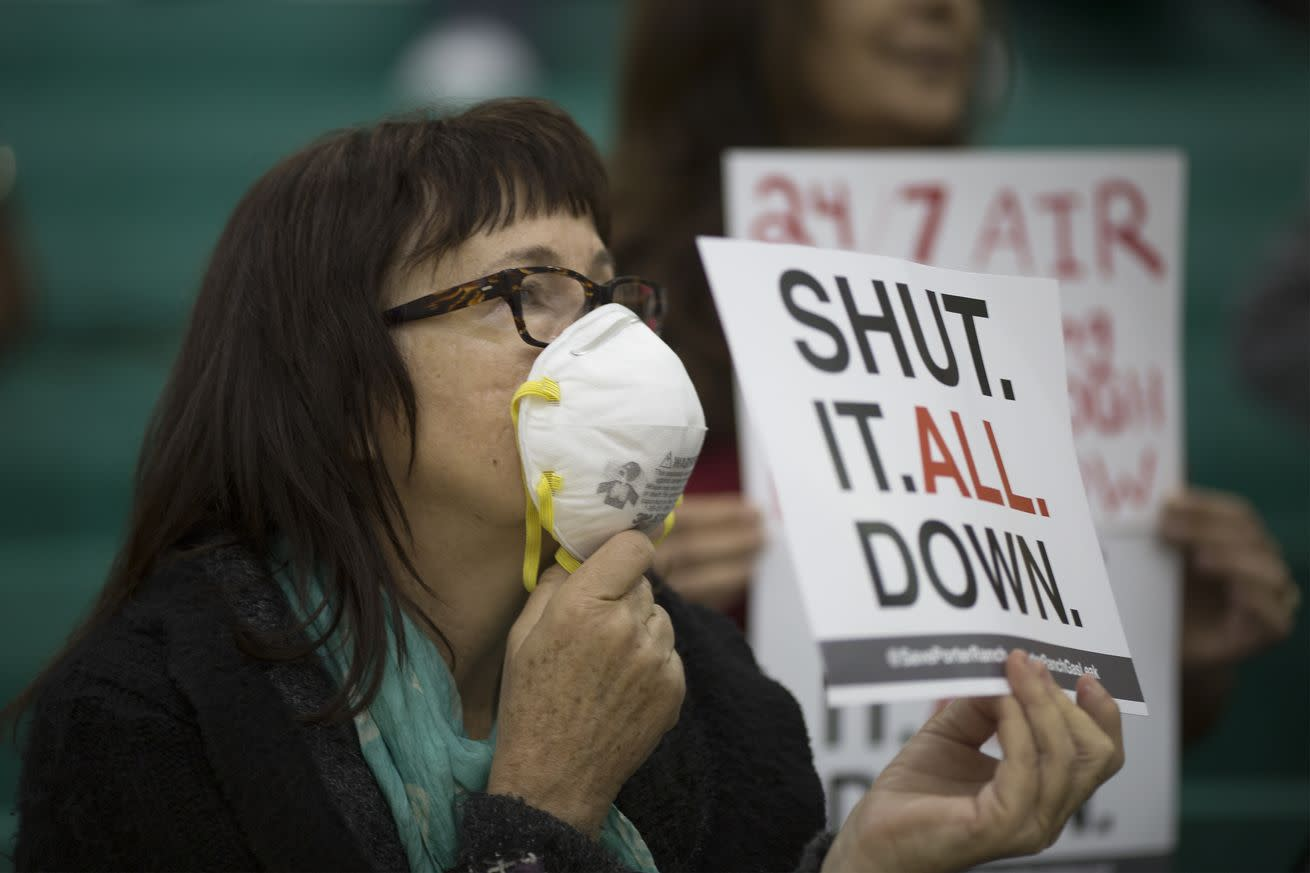 Good news: The end of California's massive, damaging Porter Ranch gas leak is finally in sight