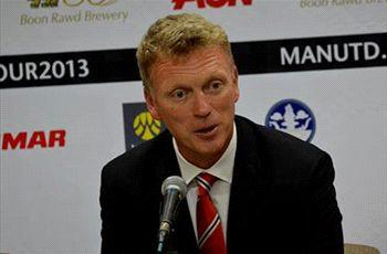 Moyes reveals Manchester United has money to spend on 'the best players'