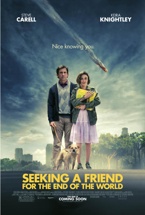 Seeking a friend poster