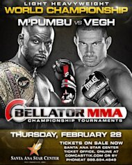 Bellator 91 Results: Attila Vegh Runs Away with Light Heavyweight Title; Lightweight Final Set