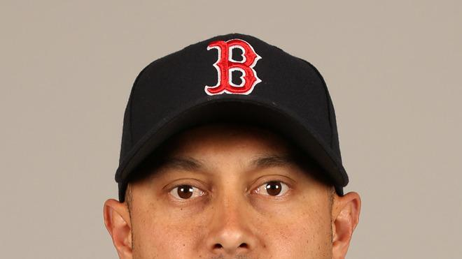 Shane Victorino Baseball Headshot Photo