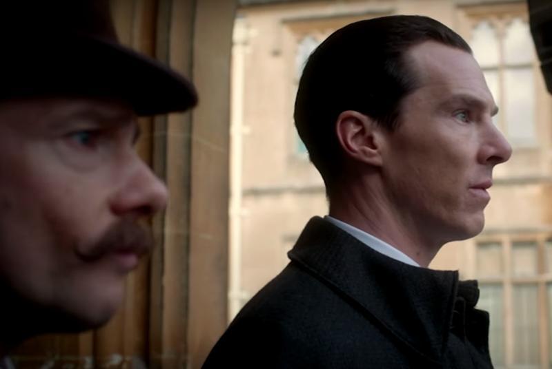 New Sherlock trailer: Baker Street's gone back to the 19th century