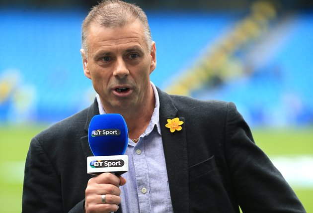 BT Sport 'banishes Halsey to studio role', but were PL involved?