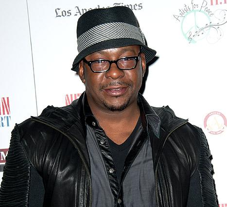 "Bobby Brown ""Mentally in a Good Place"" in Rehab"