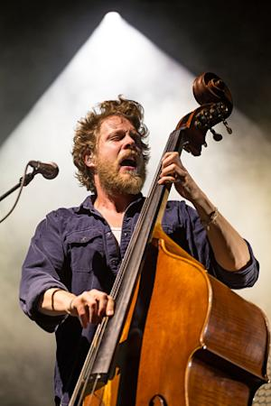 Mumford & Sons' Ted Dwane Hospitalized