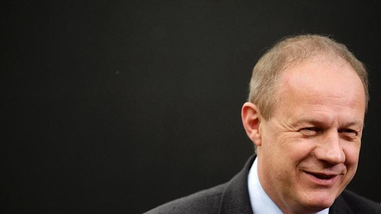 Police Minister Damian Green, pictured in Westminster, London, on April 16, 2009