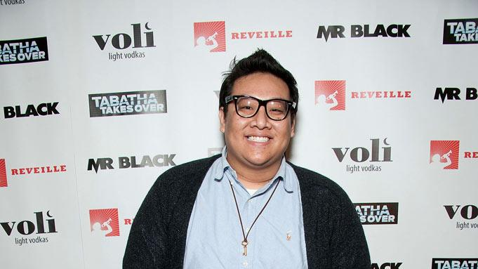 "Daniel Nguyen attends Bravo's ""Tabatha Takes Over"" premiere party at Mr. Black on January 10, 2012 in Los Angeles, California."