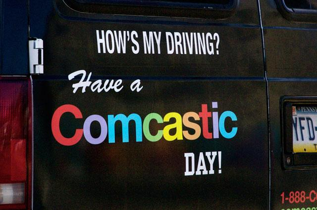 Comcast's pitiful campaign to stop you from switching to Google Fiber