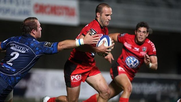 Michalak - Montpellier Toulon - 14 septembre 2012