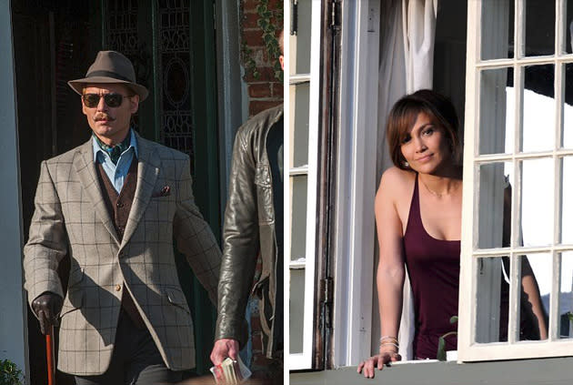 Why Jennifer Lopez's 'Door' Opened, And Depp's 'Mortdecai' Didn't: B.O. Breakdown