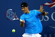 Australian teenager Bernard Tomic, seen here, will face Germany&#39;s Cedrik-Marcel Stebe on Friday in the opening rubber of this weekend&#39;s Davis Cup relegation match in Hamburg