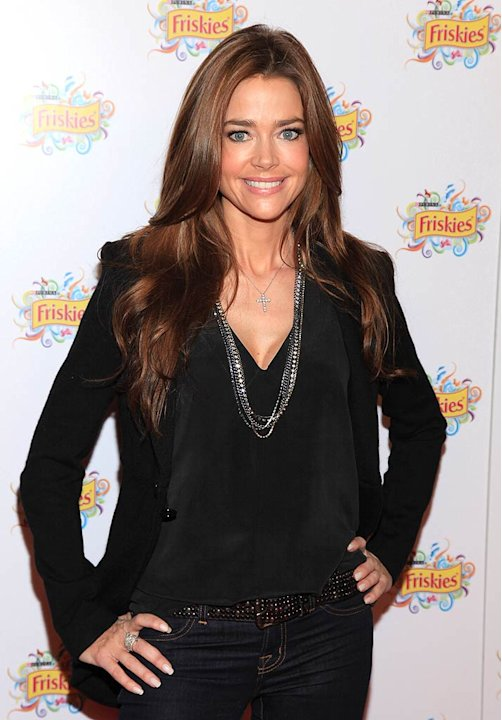 Denise Richards Friskies Pr