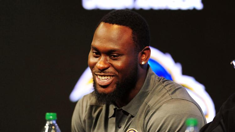 NFL: Baltimore Ravens-Press Conference