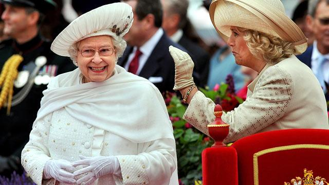 Diamond Jubilee: London Salutes Queen Elizabeth
