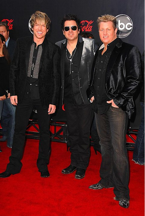 Rascal Flatts AM Awards