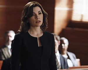 The Good Wife Declares 'Civil War' in Season 5, Welcomes Back America Ferrera and Gary Cole