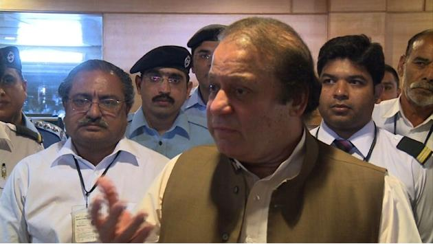 Nawaz Sharif confident of Pakistan landslide