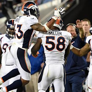 Von Miller doesn't like comparing Broncos to other top defenses