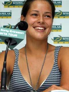 images of Milos Raonic S Dream Mixed Doubles Partner Is Ana Ivanovic