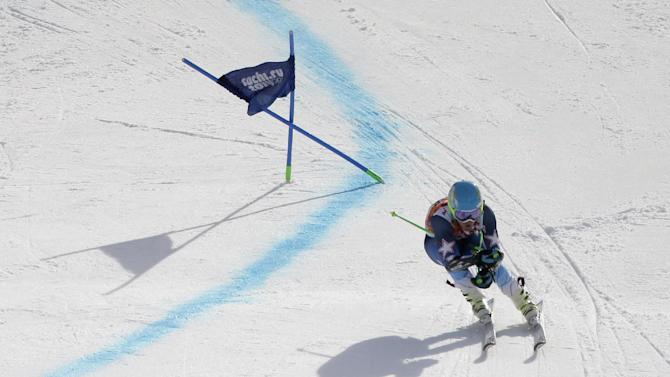 Ted Ligety wins GS for 2nd career Olympic gold