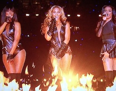 Beyoncé's Super Bowl XLVII Halftime Show: What Did You Think? Take Our Poll!