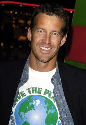 James Denton at the Hollywood premiere of Dreamworks' Surviving Christmas