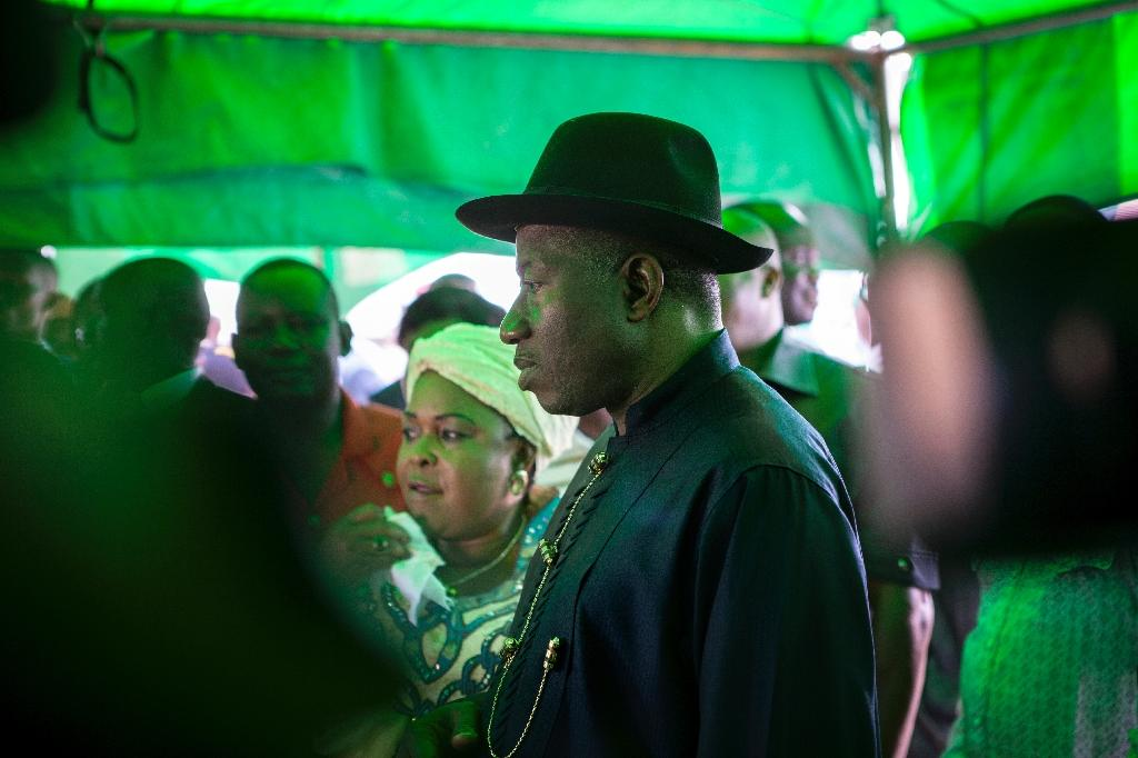Nigeria's Jonathan handing over nation in crisis: opposition