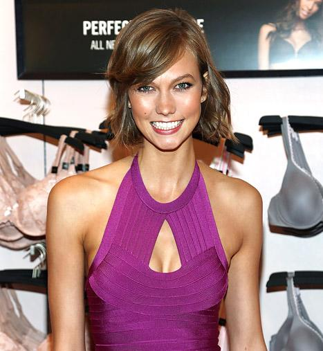 "Karlie Kloss Told She's ""Too Famous"" to Walk in Runway Shows"
