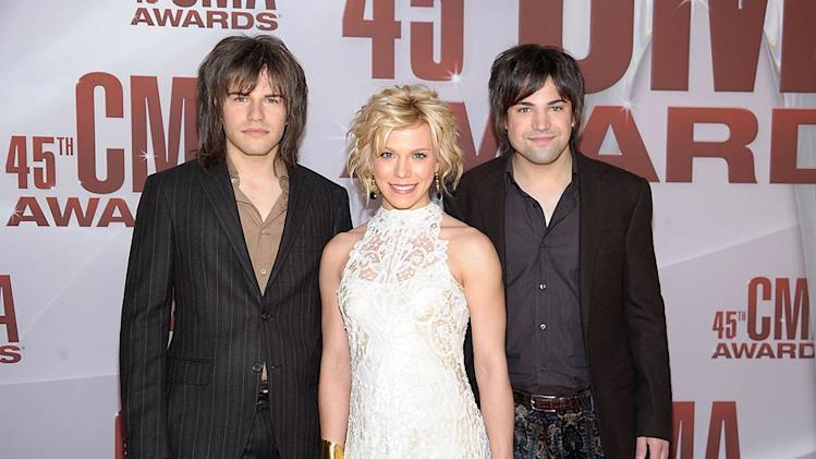The Band Perry CMA Awards
