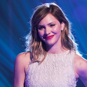 A Home For The Holidays (2014) - Katharine McPhee Performs