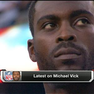 Rapoport: 'Vick in no rush'
