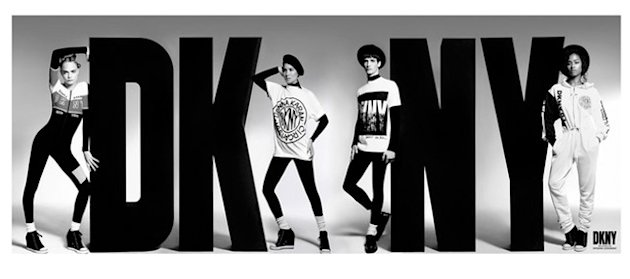 Cara Delevingne Goes '90's For DKNY x Opening Ceremony: EXCLUSIVE IMAGE