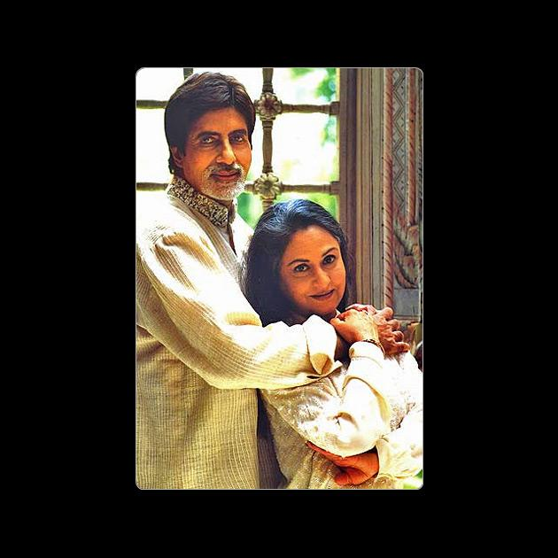 Snapshots from the Big B-Jaya love story