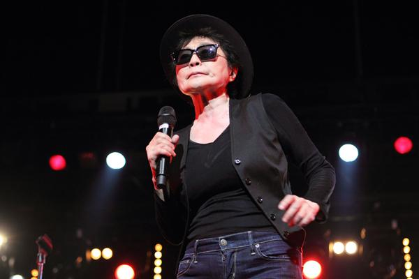 Yoko Ono Collaborates With Surviving Beastie Boys, Tune-Yards