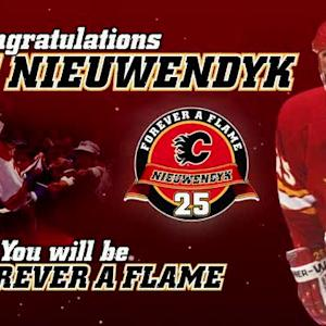 Joe Nieuwendyk Video Tribute