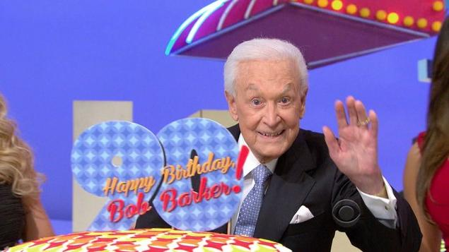 The Price Is Right - Bob Barker's 90th Birthday