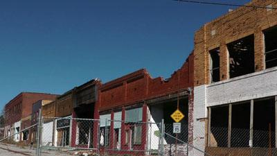 Ala. town still shuttered after 2011 tornado