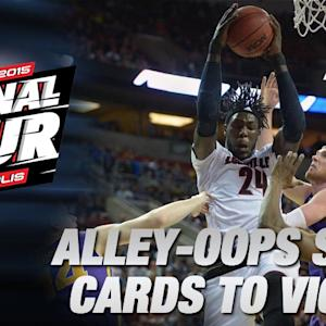 Louisville Defense & Harrell Dunks Key to Sweet 16 Trip | ACC Road to Indy