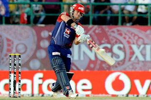 Delhi Daredevils player David Warner