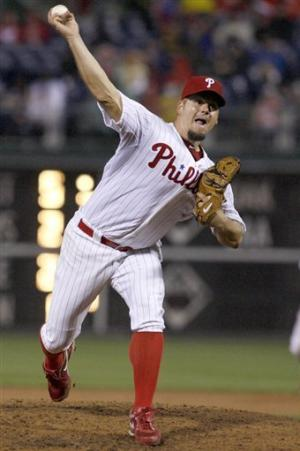 Blanton, Polanco lead Phillies past Astros 5-1