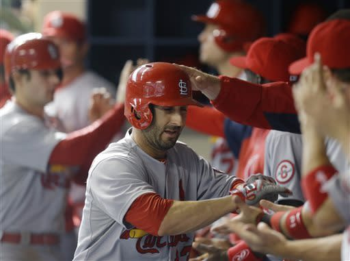 Cardinals beat Brewers 7-6