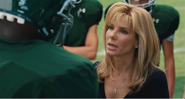 The Blind Side Production Photos 2009 Warner Bros. Pictures Sandra Bullock