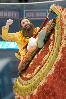 Mike Myers as Pitka in Paramount Pictures' The Love Guru