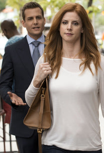 Gabriel Macht, Sarah Rafferty …