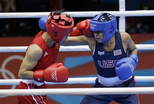 Female boxers prepare for historic Olympic finale